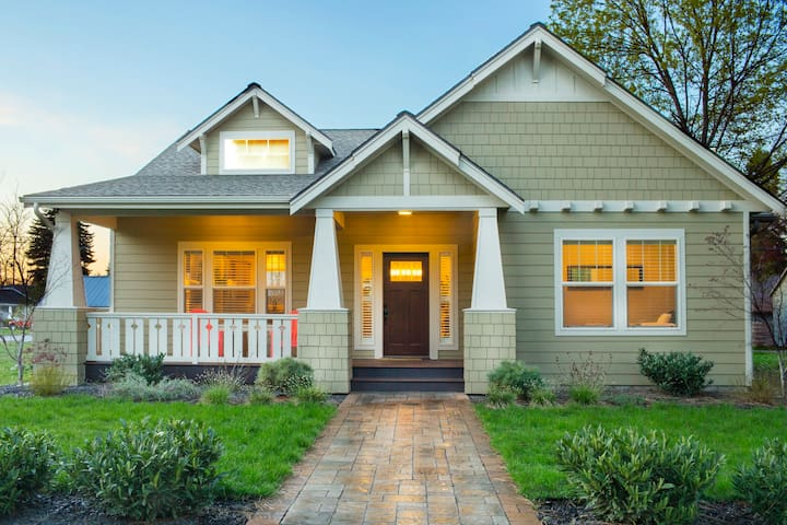 Beautiful & Spacious downtown home! - Coeur d'Alene - Haus
