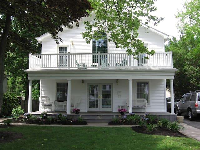 The White House, Spring Lake - Spring Lake - Casa