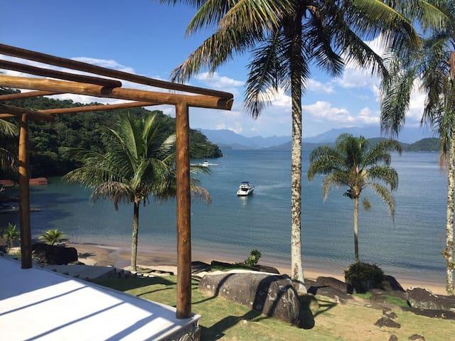 Praia Paradisíaca em Angra dos Reis - Angra dos Reis - Villa
