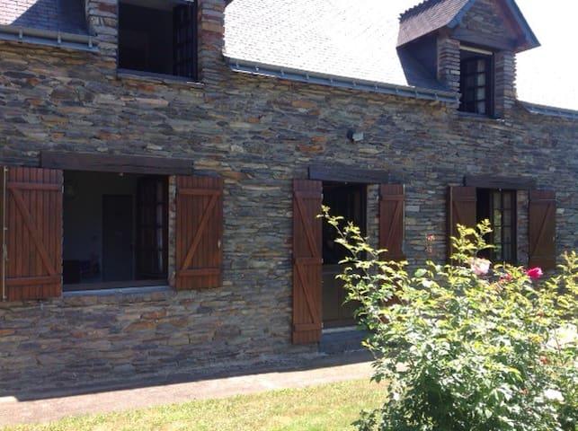 Jolie maison près de la Gacilly - Saint-Nicolas-du-Tertre - Hus