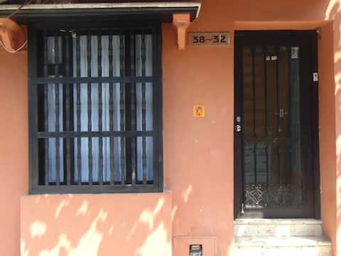 Apartamento Bijou, et lille studie i den gamle by