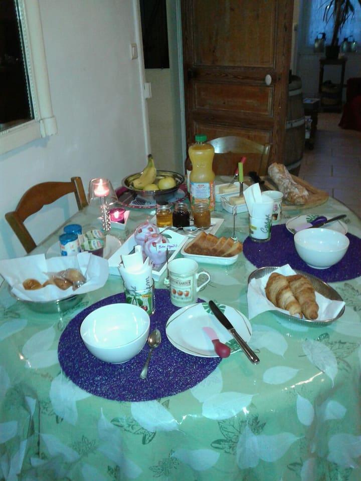 Votre futur petit déjeûner