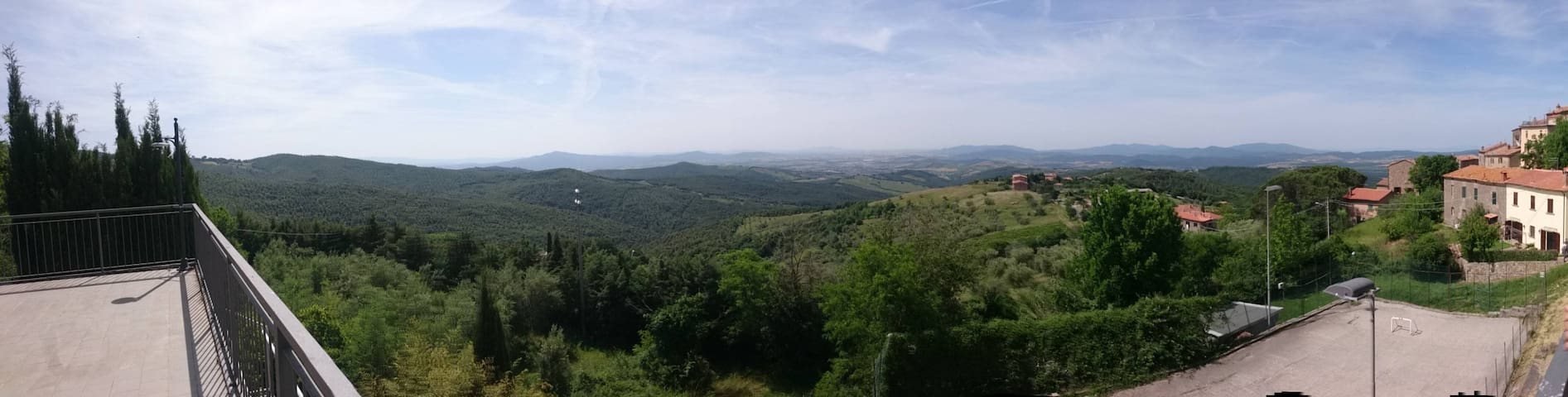 Lovely apartment overviewing Tuscany Maremma Tatti - Tatti - Apartament