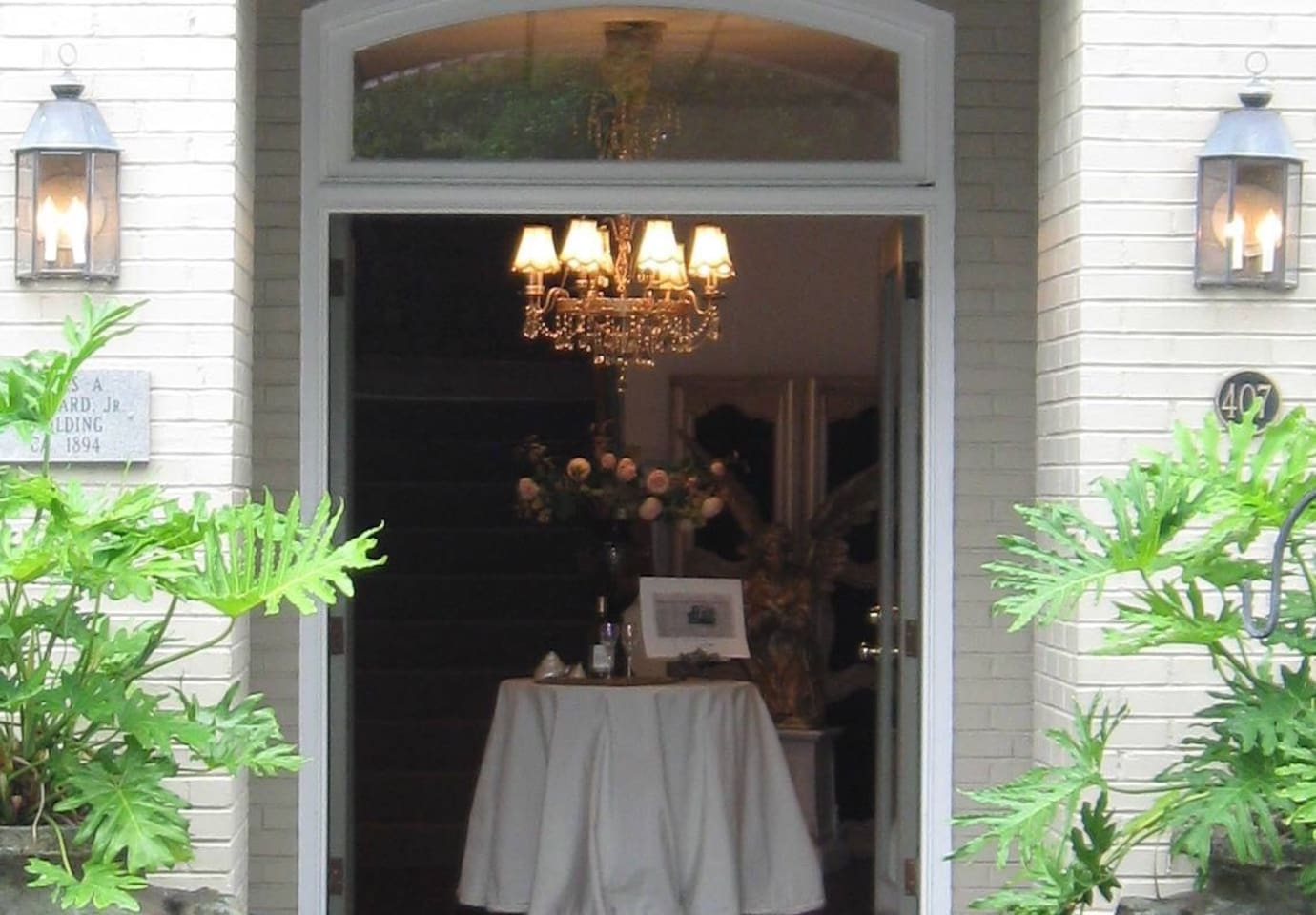 Welcome to The Residence at Edenton Bay DOWNTOWN!