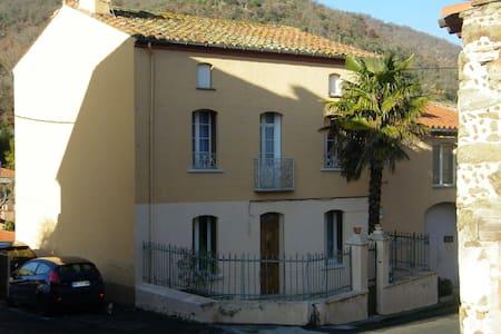 Belle maison de village. - Ansignan - Townhouse
