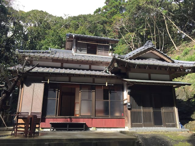Japanese Country Style House