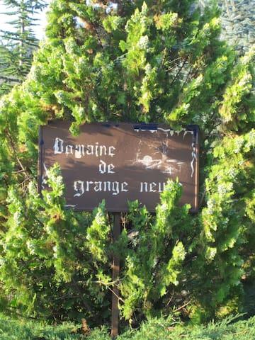 LES ETOILES DU BUECH - 10 Personnes - Gîte isolé - Aspres-sur-Buëch - Wohnung