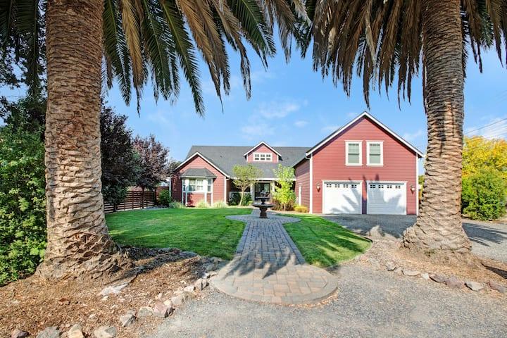 Modern Sonoma Farmhouse