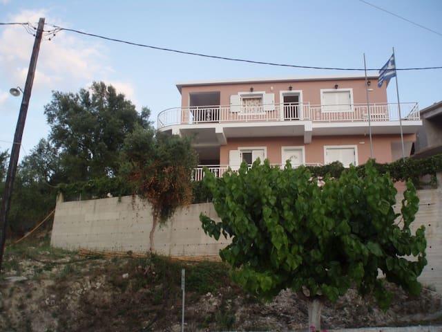 vounarakia villa - Lithakia - Leilighet