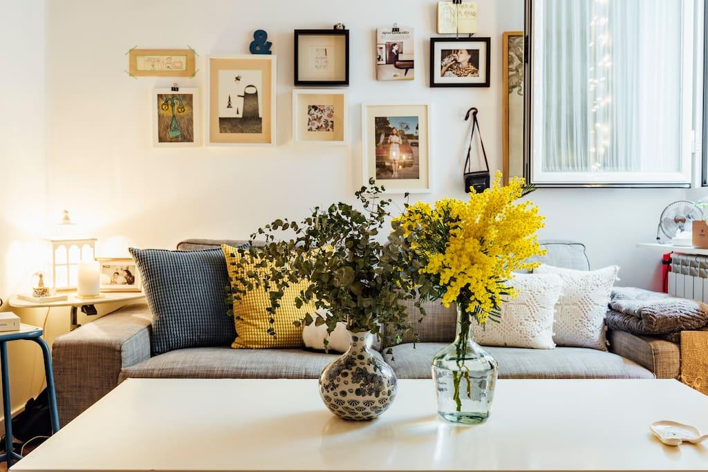 Living room 2018