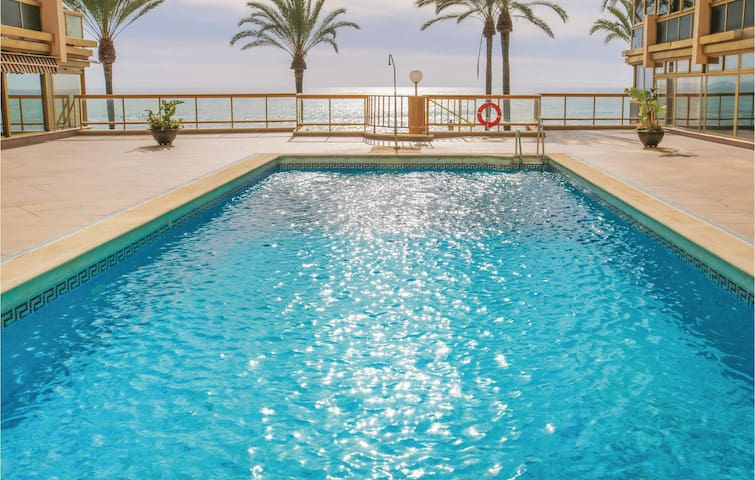 Holiday apartment with 3 bedrooms on 150m² in Marbella