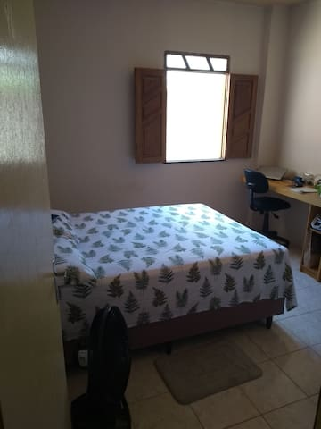 Quarto suite privativo em Feira de Santana