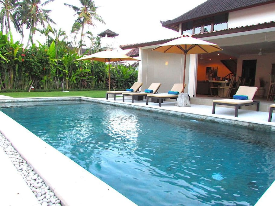 Villa Aisha in the heart of Seminyak