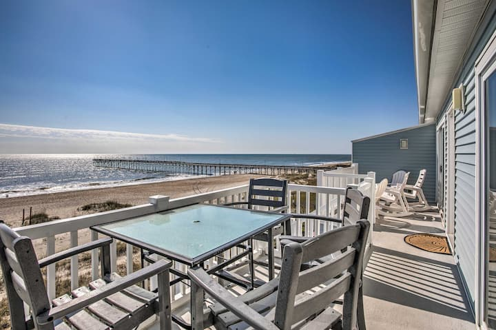 NEW! Ocean Isle Beach Escape w/ Resort Amenities!