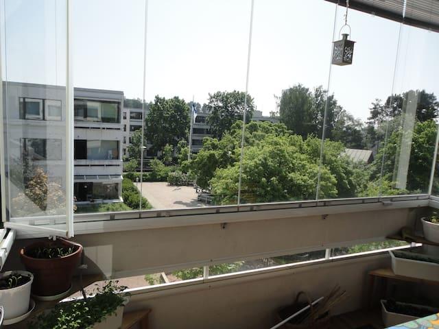 Kolmio merellisessä Kivenlahdessa - Espoo - Apartemen