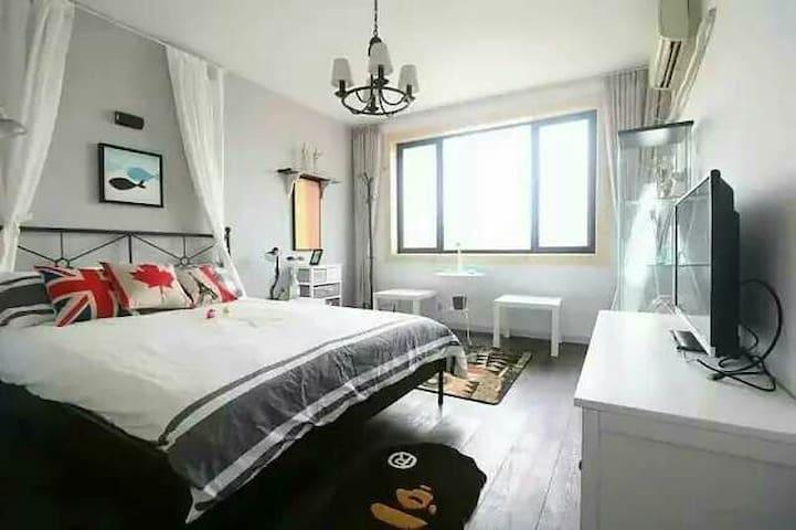 近地铁北欧风核心地段老上海公寓房 - Shanghai - Appartement