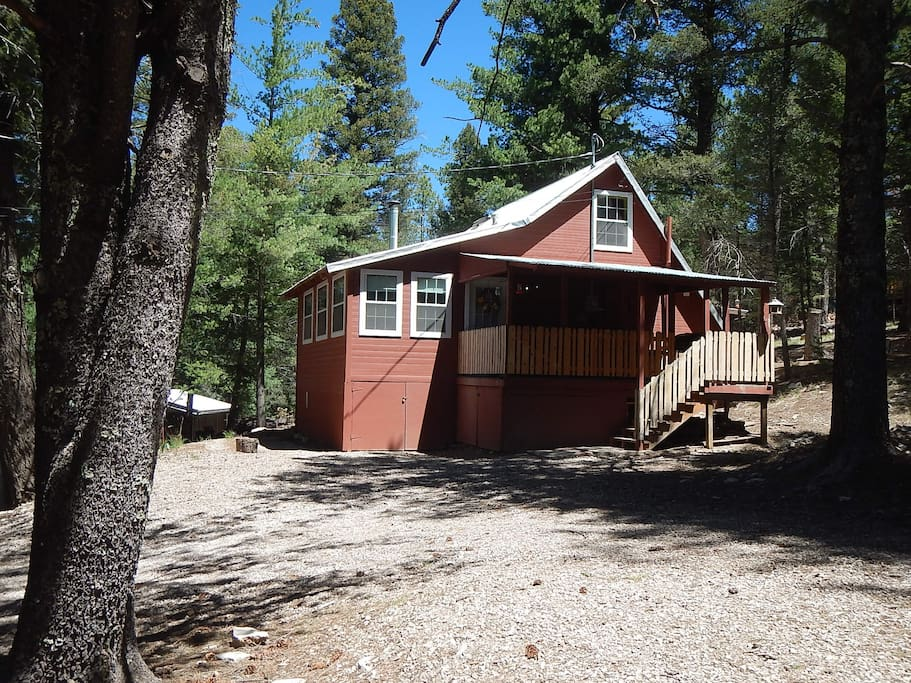 Fawn Passage Cabins For Rent In Cloudcroft New Mexico
