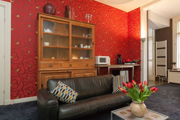 SPACIOUS APPARTMENT CLOSE TO BEACH and World Forum - The Hague - House