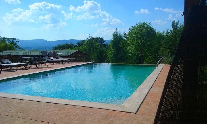 Splendid apartment in Tuscany