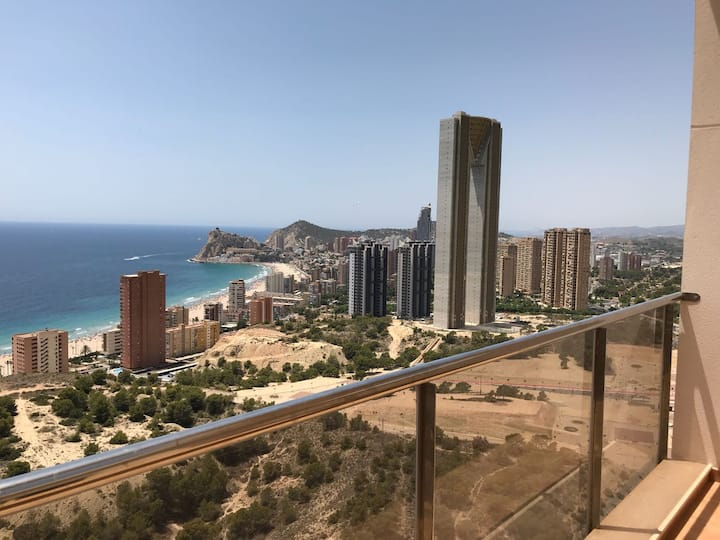 Romantic Duplex NEW in Benidorm ❤