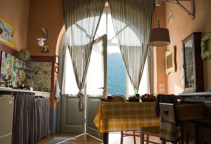 L' Olmo: a very bright apartment near Perugia - Perugia - Apartment
