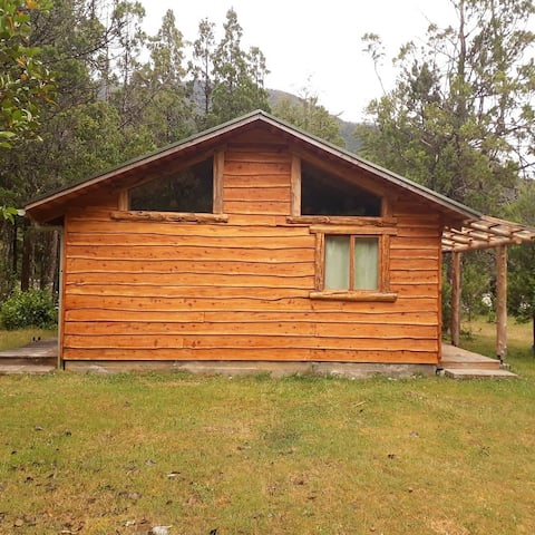 Cabaña Primer Corral (Don Beto)