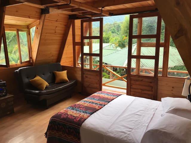 Eco-Hotel  Villa luz.