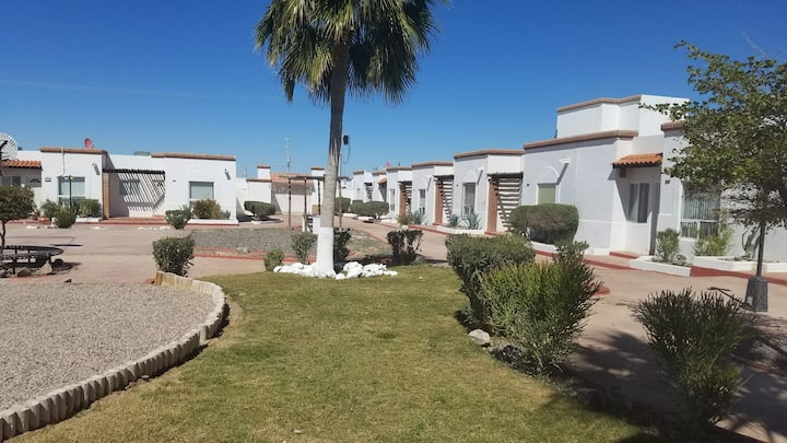 Las Margita 2 bedroom 2 car garage gated community