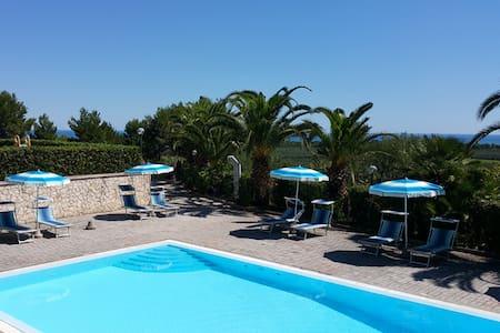 Puglia Vieste Bright Studio | Nature & Relax - Vieste - Flat