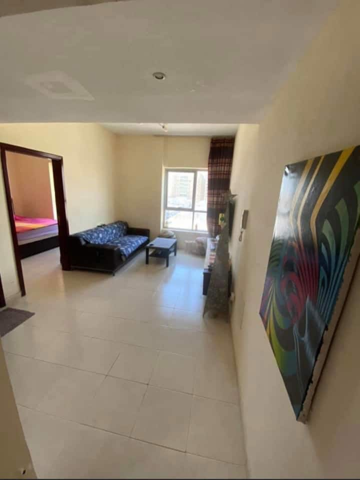 1 bedroom fully furnished. All bills included