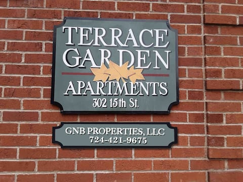 Furnished Apartment at Terrace Garden