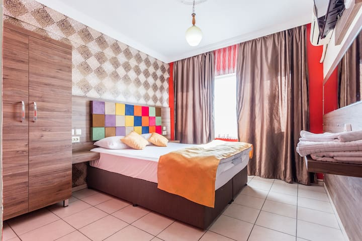 Double Bed Room,B&B, Kaleiçi -Twenty Hotel
