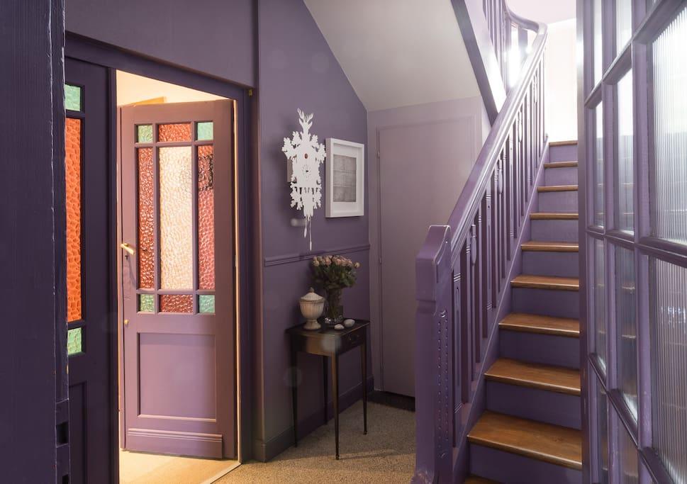 la chambre pastel metz ville et bord de l 39 eau chambres d 39 h tes louer metz alsace. Black Bedroom Furniture Sets. Home Design Ideas