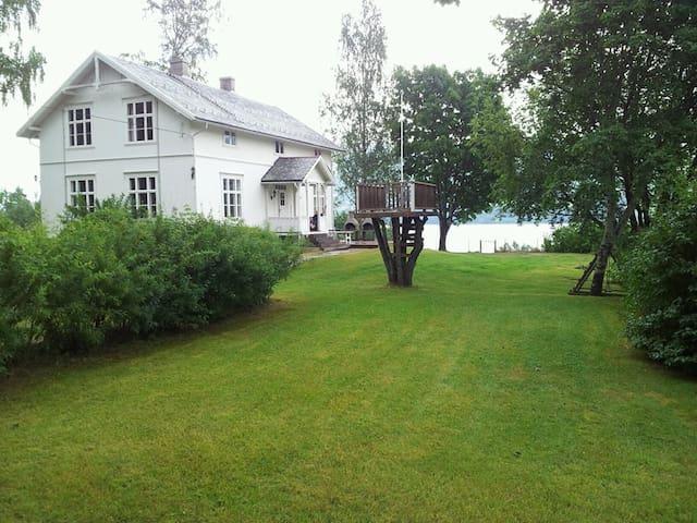 Islandshuset på Norefjell