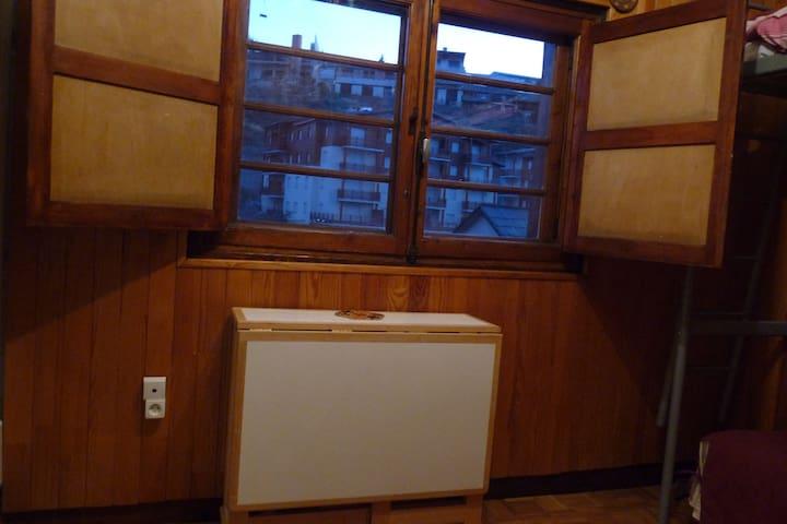 Little studio in Valberg center