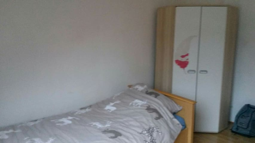 18m2 nice and simple room - Dortmund - Byt
