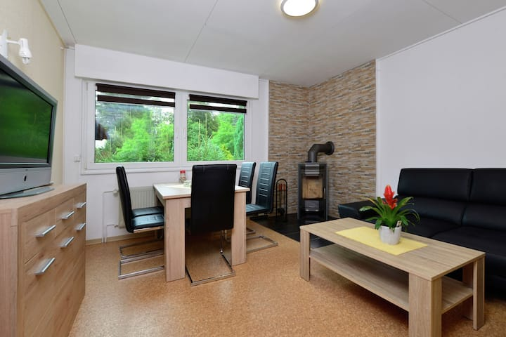 Cosy Apartment in Diemelsee with Fenced Garden