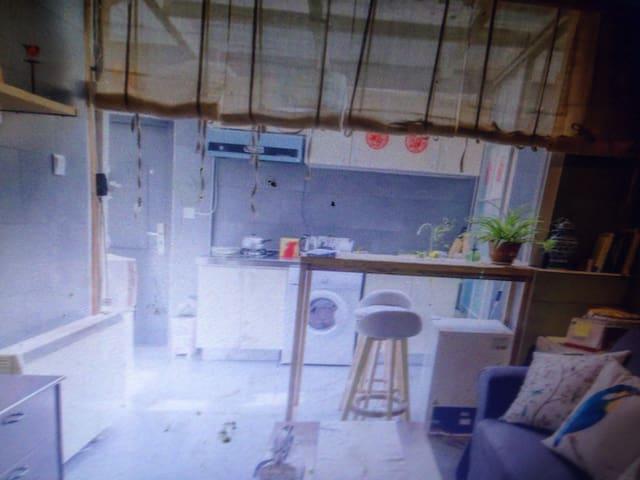 Cultural court yard loft - 冬山乡