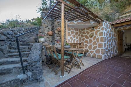 """Casa Cueva """"EL ORIGEN"""""""