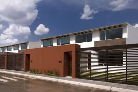 Casa tranquila a 20 minutos de Santa Fe y Toluca - Haus