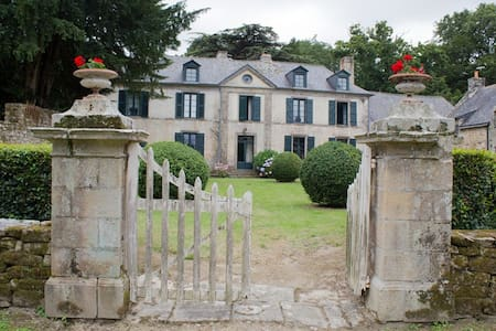 Traditional manor with stunning views - Île-aux-Moines