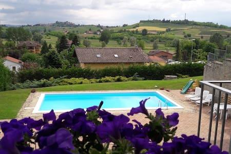 villa Sofia - Montaldo Scarampi