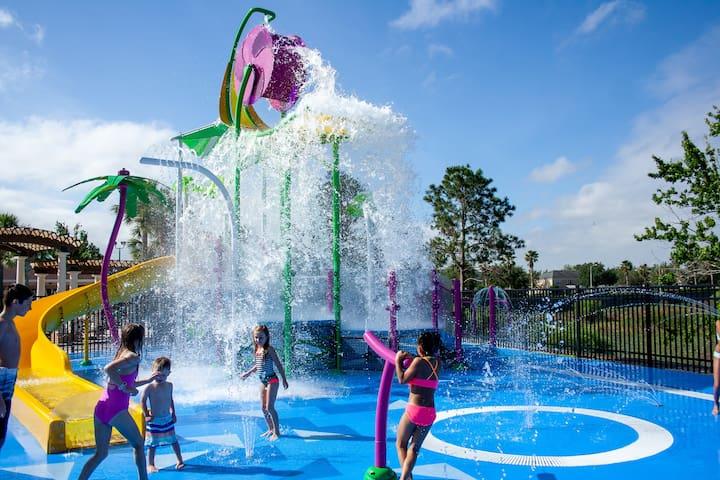 Stay at Windsor Hills Resort near Disney World