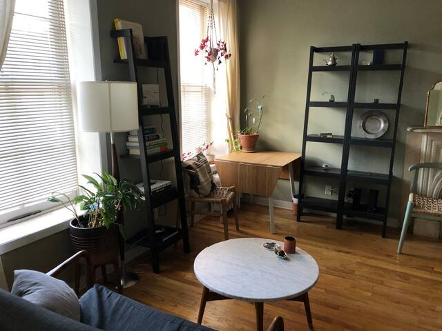 Studio in Fort Greene close to Park