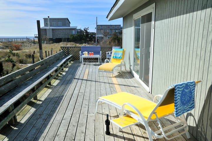 3BR Fire Island Ocean View Beach House - ベイショア - 一軒家