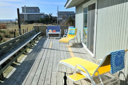 3BR Fire Island Ocean View Beach House - Bay Shore - Dom