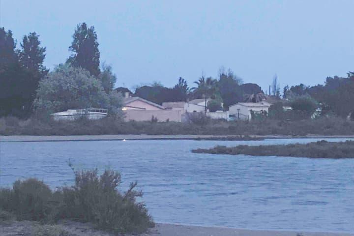 Maylou Baan, la maison sur l'étang