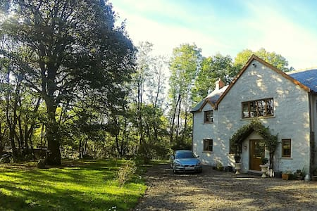 Country House B&B in Pembrokeshire near Fishguard - Welsh Hook - Bed & Breakfast