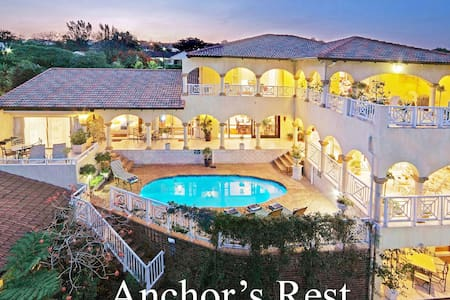 Anchor's Rest Guest House in Umhlanga Rocks - Umhlanga