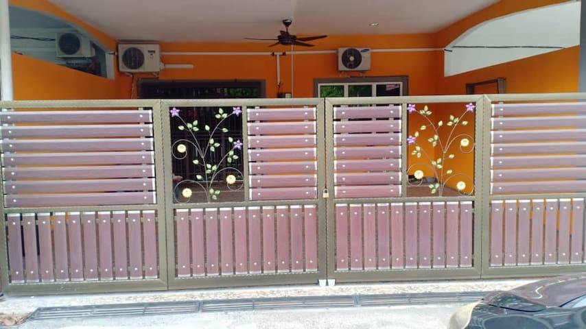 Homestay Gerik, Perak